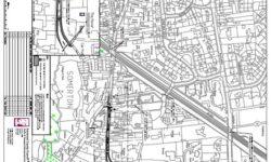 West Street Scheme Map